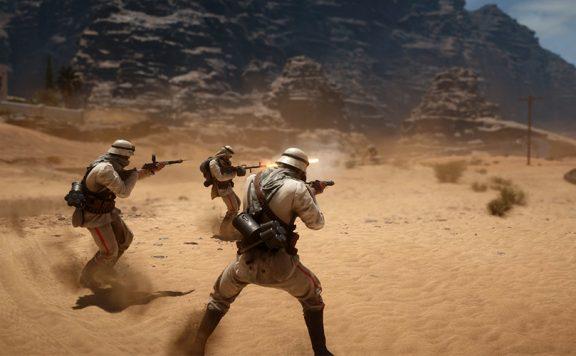 Battlefield-1-Wüste-schießen Titel