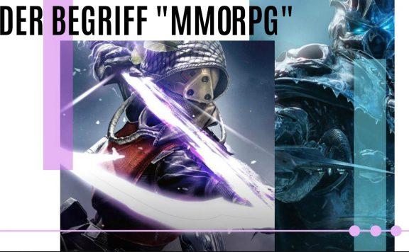 Begriff MMORPG