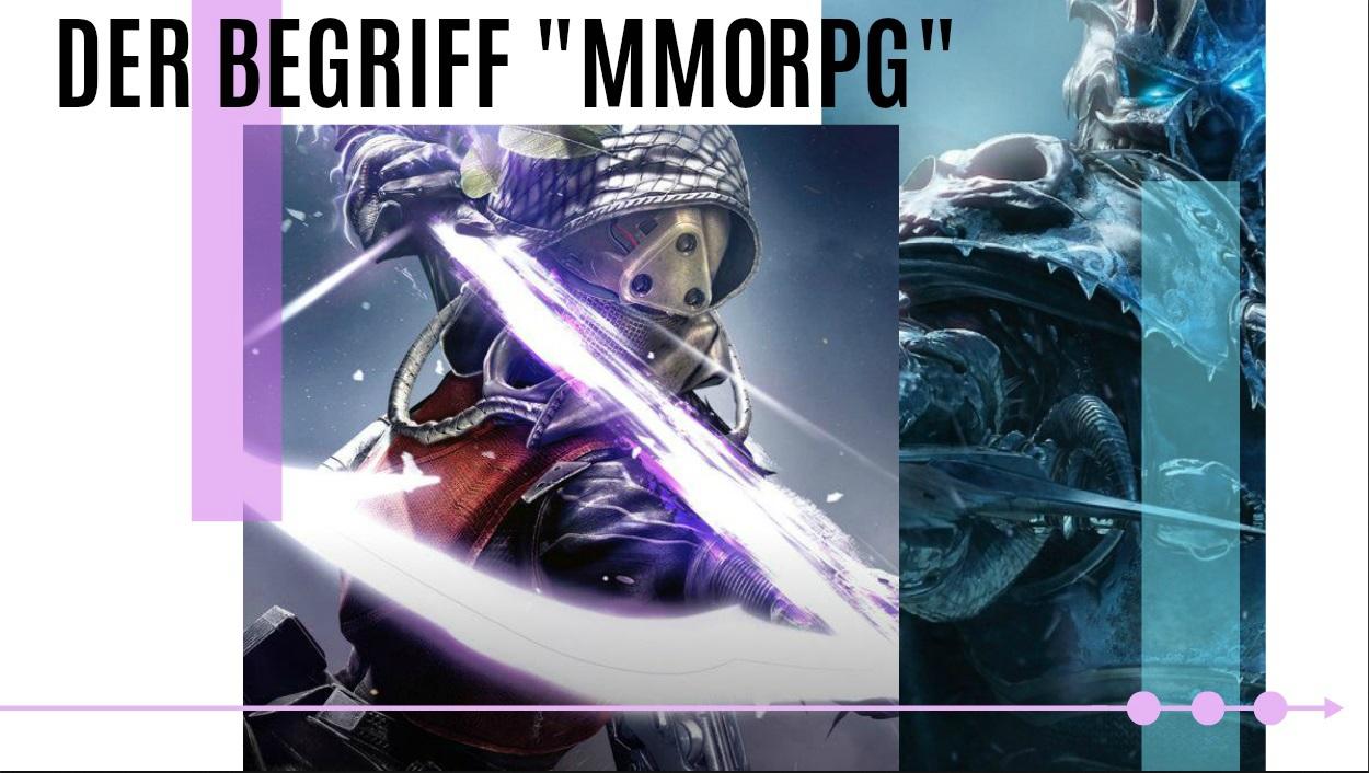 """Wo kommt der Begriff """"MMORPG"""" eigentlich her?"""