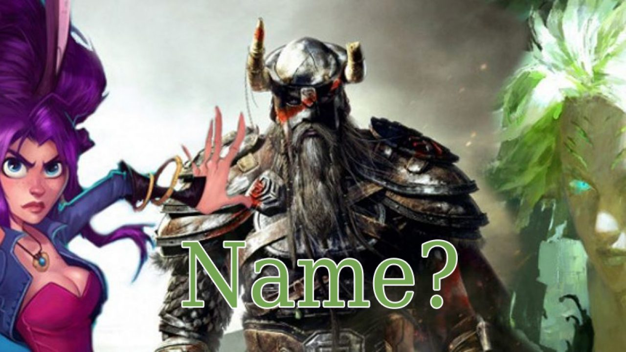Nicknames weiblich coole Fantasy Name