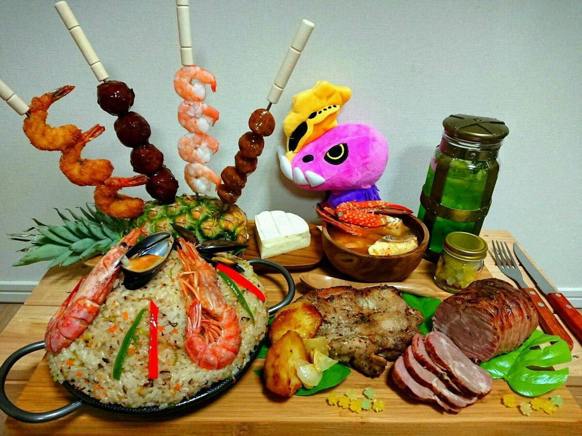 So lecker sieht es aus, wenn man das Essen aus Monster Hunter World nachkocht!