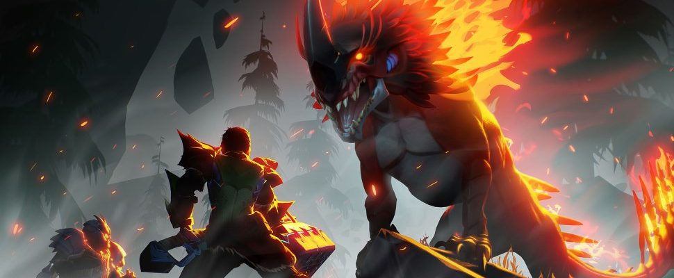 Monsterjagd auf dem PC? Dauntless startet bald in die Open Beta