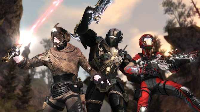 MMO-Shooter Defiance 2050 plant Release für PS4, Xbox One, PC