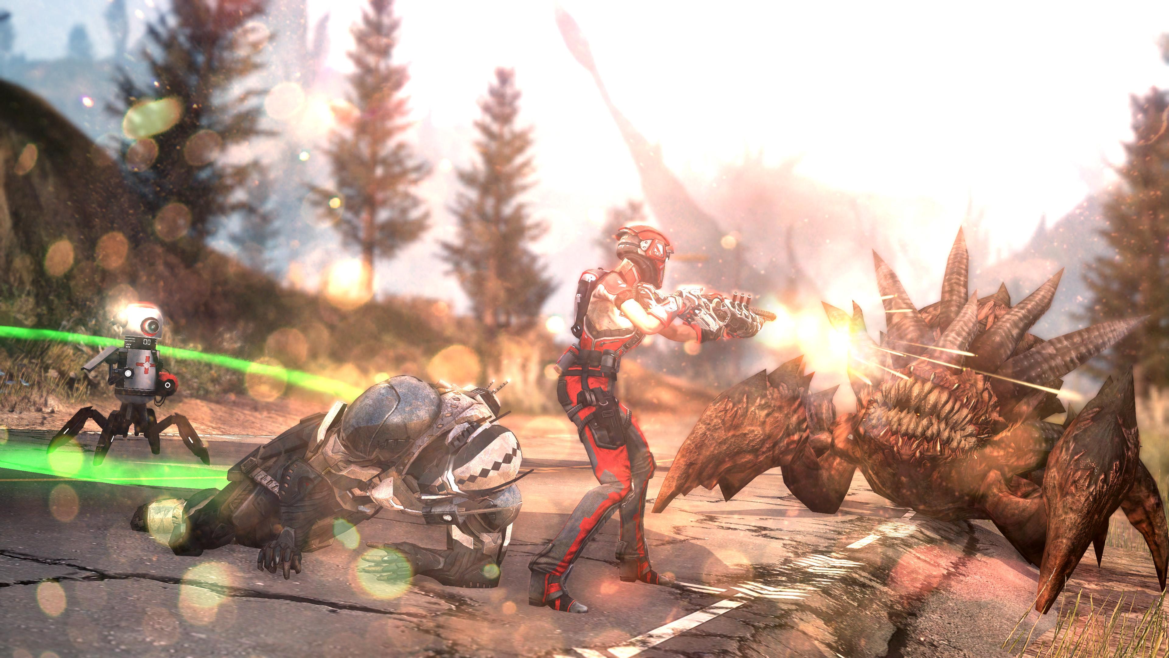 So meldet Ihr Euch jetzt für die Beta von Defiance 2050 an – PS4, Xbox, PC