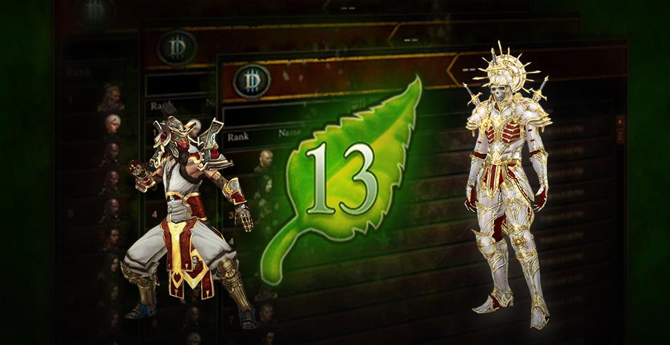 Diablo 3: Season 13 – Start in wenigen Minuten mit diesen Belohnungen