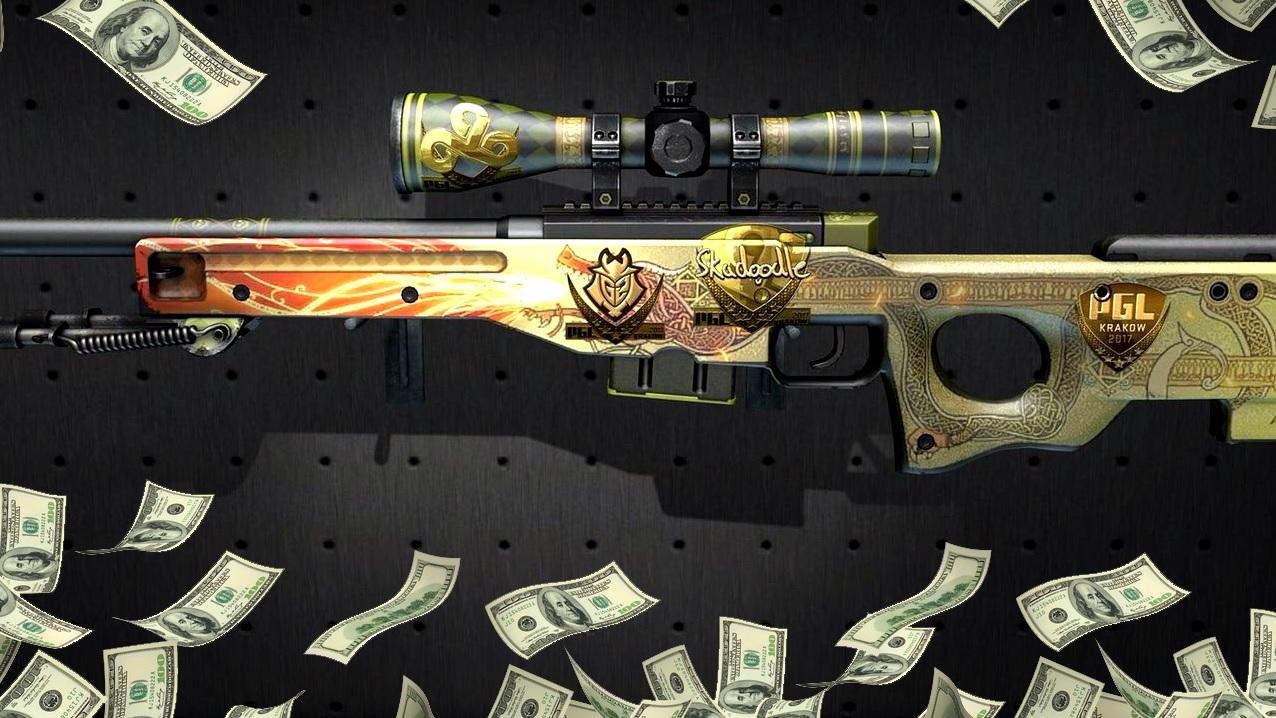 Jemand blätterte über 60.000$ für diesen Waffenskin in CS:GO hin!