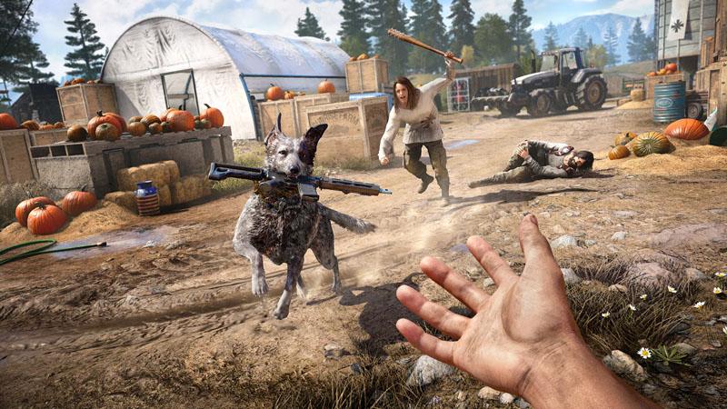Gottesfürchtige Feiglinge können Far Cry 5 in 10 Minuten durchspielen