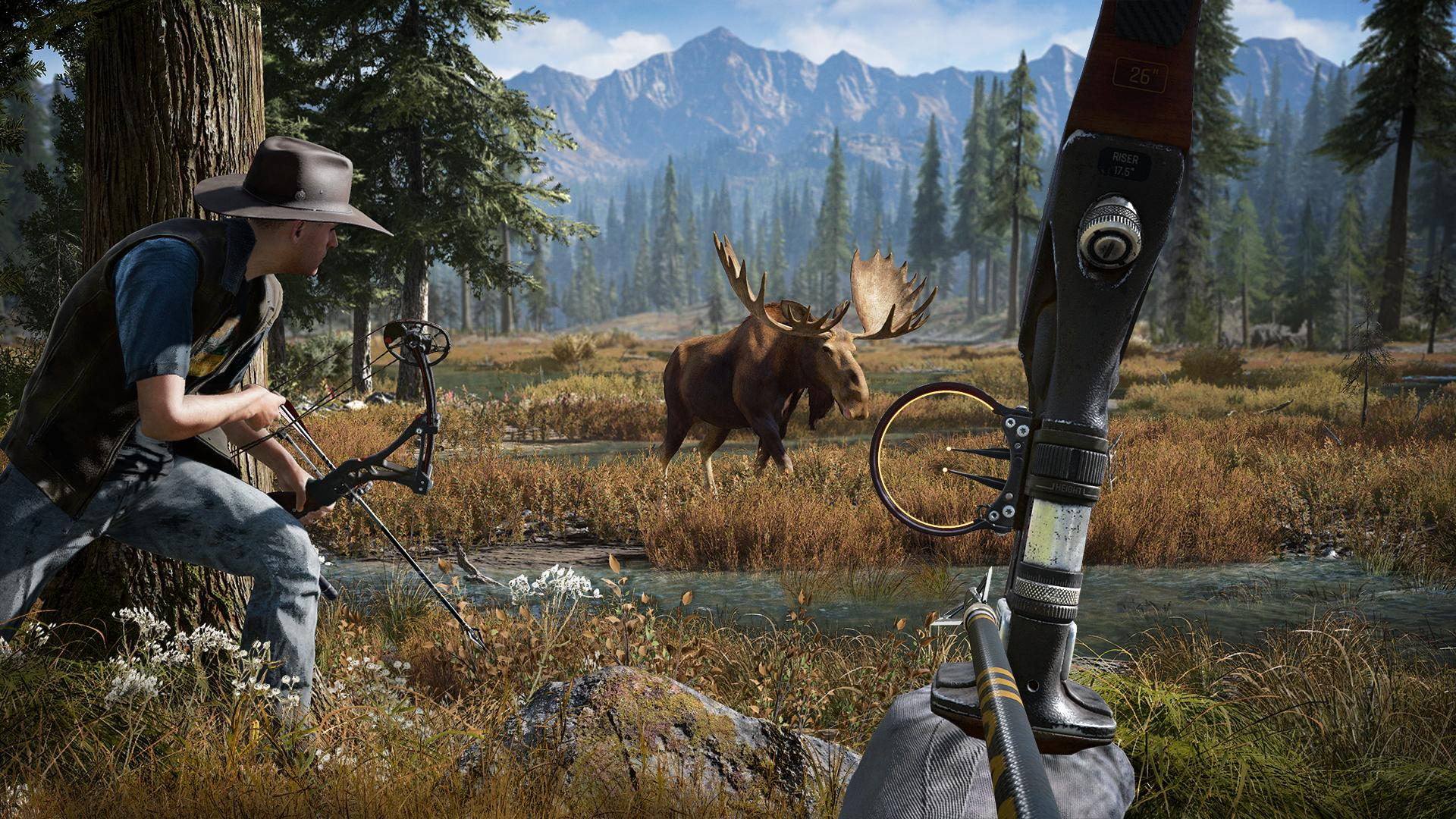 Far Cry 5: Begleiter hängen zusammen ab und Ihr seid nicht eingeladen