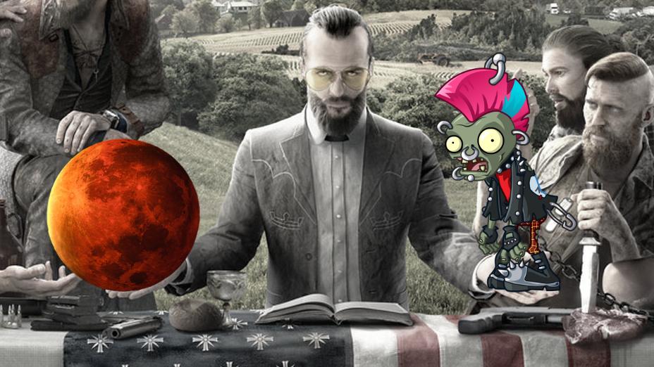 Season Pass bei Far Cry 5 führt nach Vietnam, zu Zombies, auf den Mars!