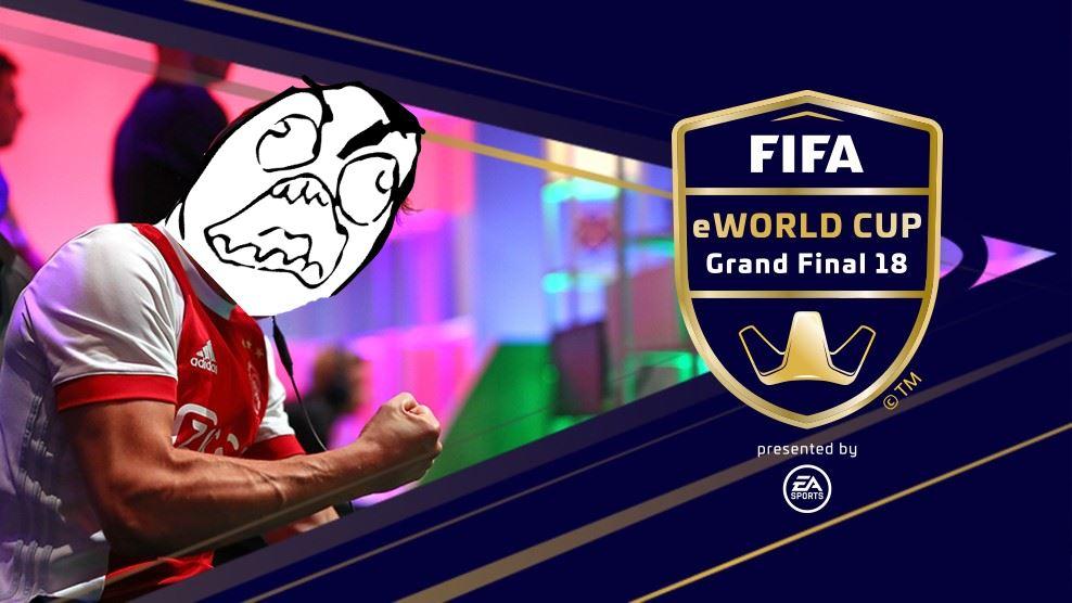 FIFA-Weltmeister spielt nicht mehr FIFA 18, da er es inzwischen hasst