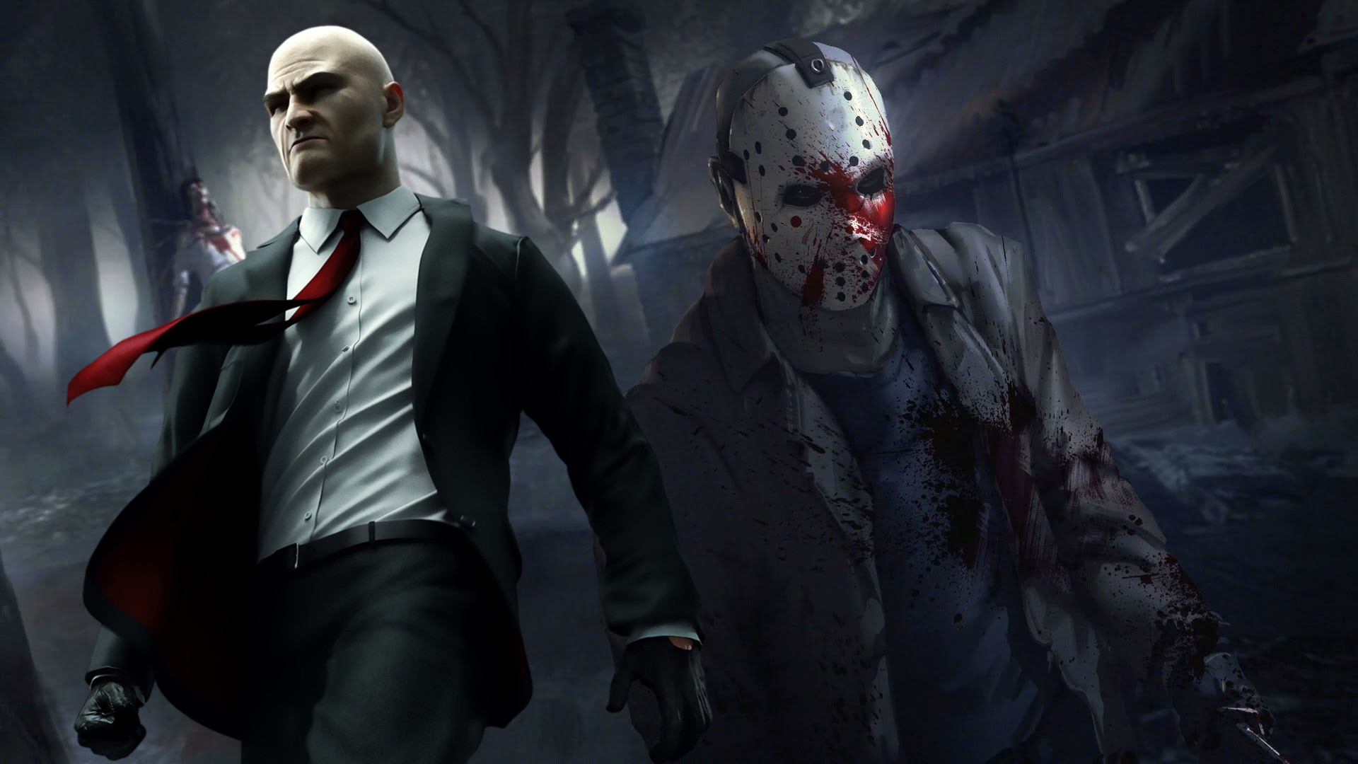 """Friday the 13th: The Game bekommt einen """"Hitman""""-Solo-Modus"""