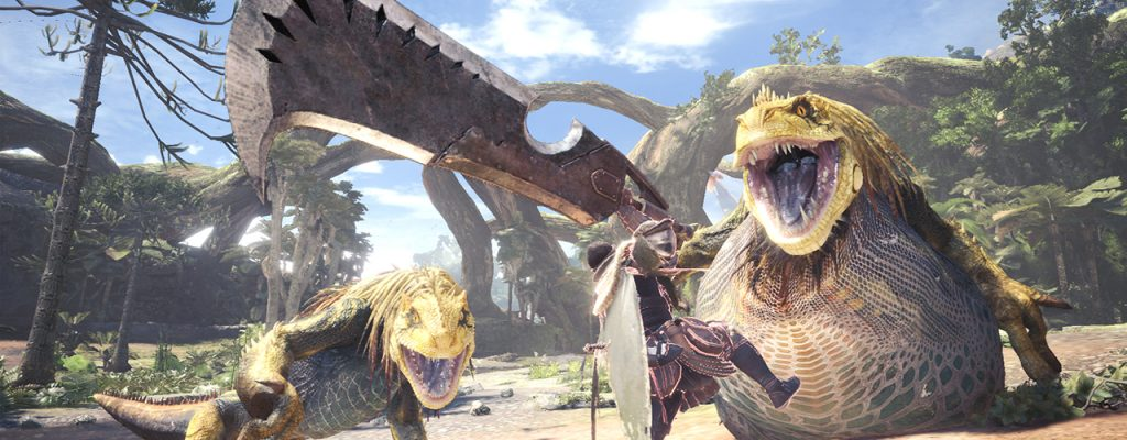 Monster Hunter World: Steuerung auf dem PC besser als erwartet