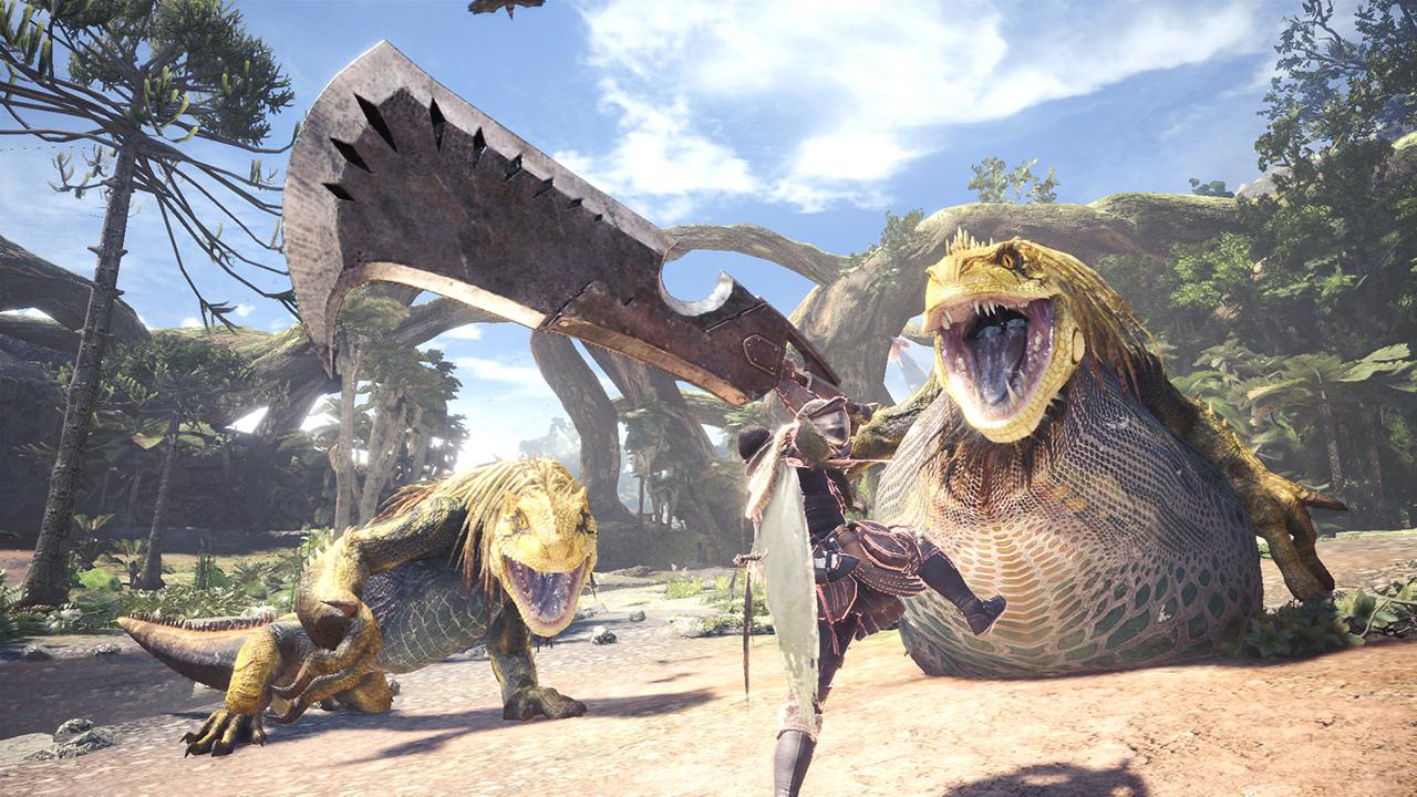 Monster Hunter World ist auf PC gestartet: Das müsst Ihr wissen