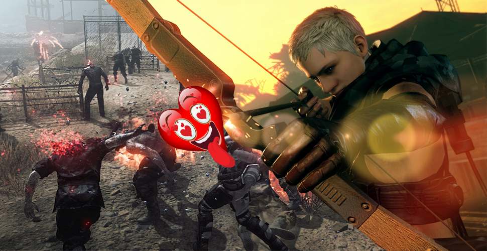 Konami verbietet Dating in Metal Gear Survive, will kein Tinder sein