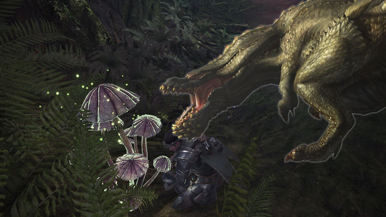 "Steckt Deviljho hinter dem ""einfachen"" Event in Monster Hunter World?"