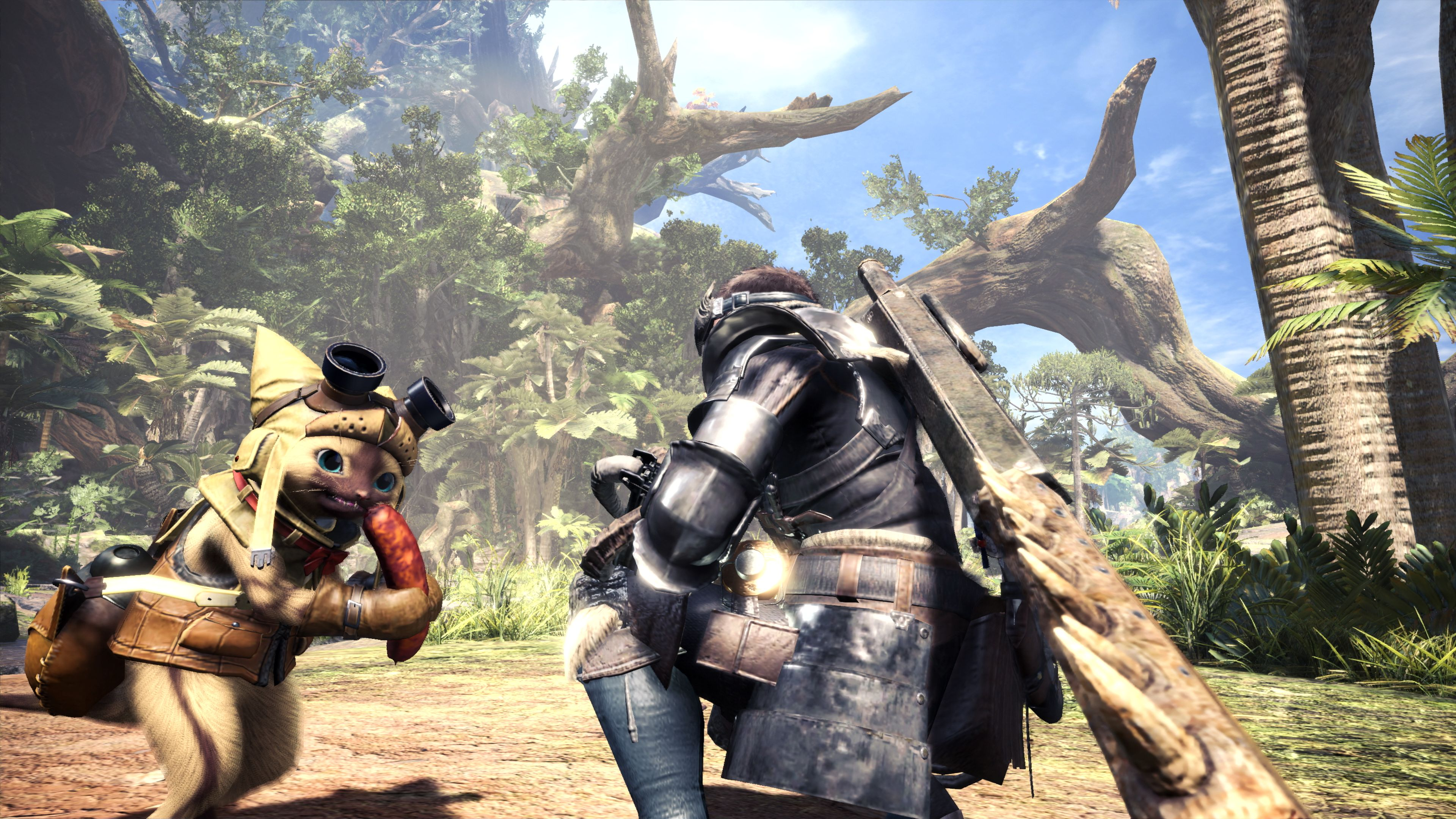 Bug raubt Spielern ihr Geschenkpaket in Monster Hunter World
