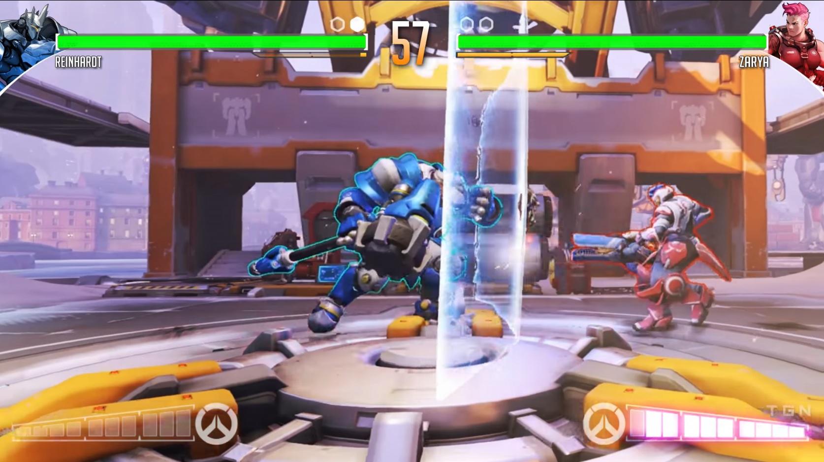 Overwatch als 2D-Prügelspiel – So würde es aussehen