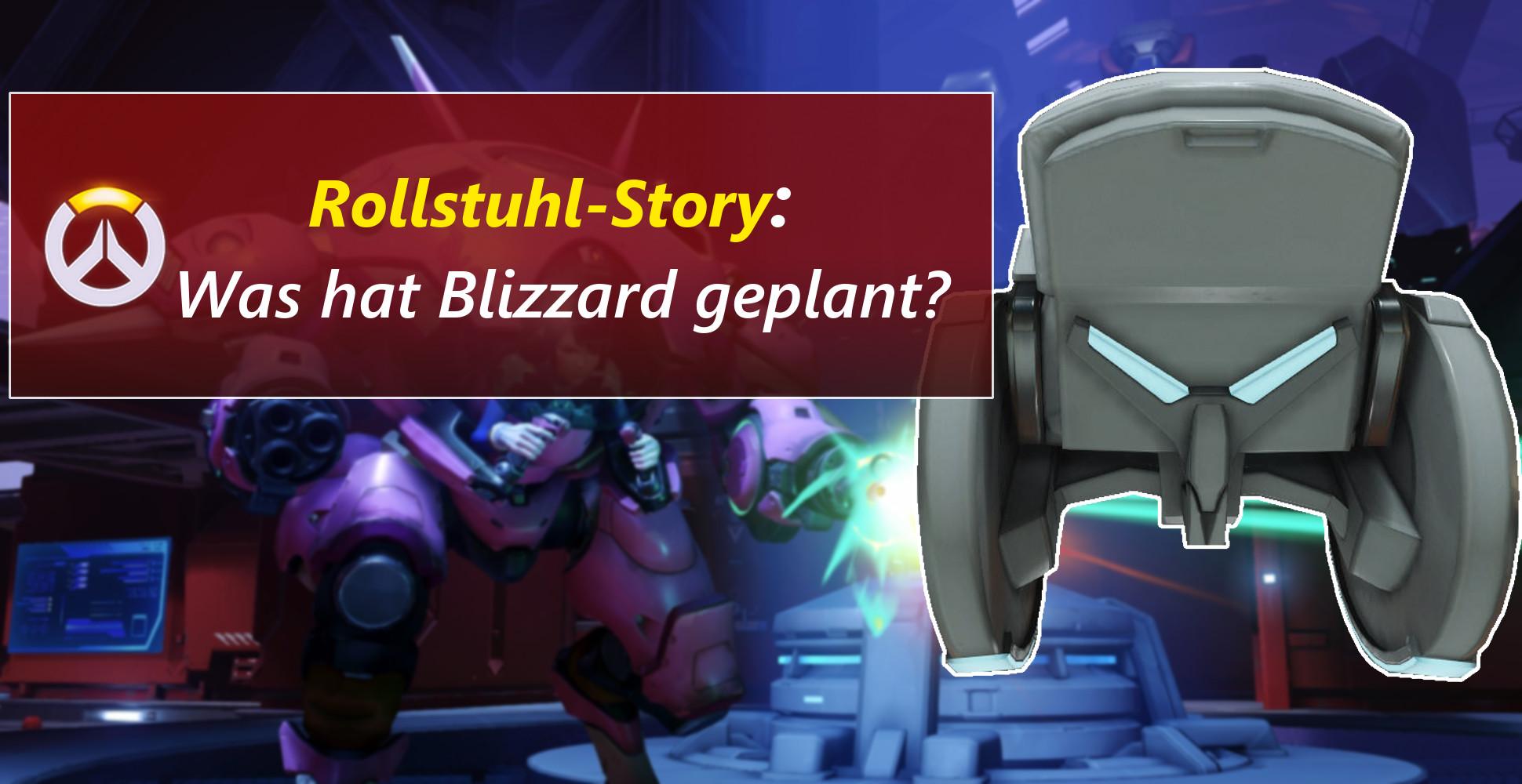 Rollstuhl-Rätsel in Overwatch – Wer wird Held 27?