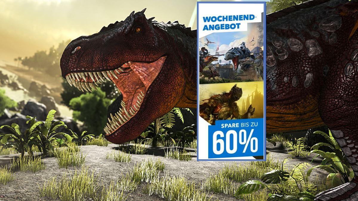 PS Store Wochenend-Angebote: Ark, Dark Souls 3 oder The Witcher 3 – Bis zu 64% Rabatt