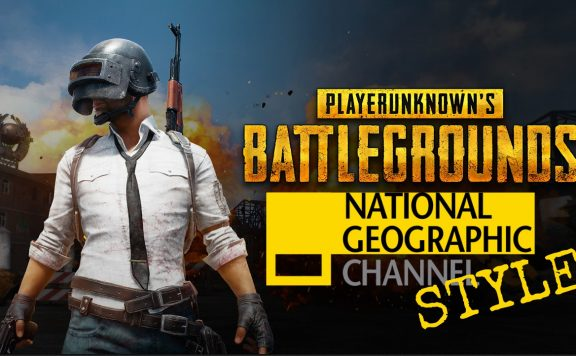 PUBG National Geographics Style