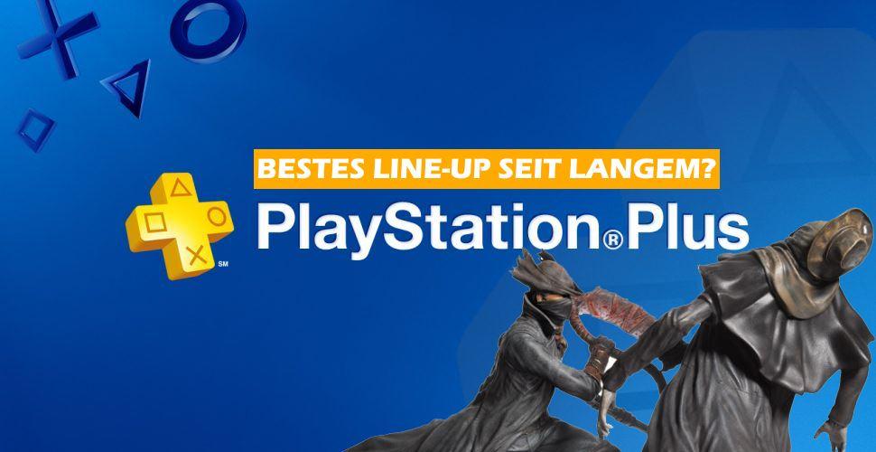 PS Plus März 2018 – Die kostenlosen Spiele sind bekannt!