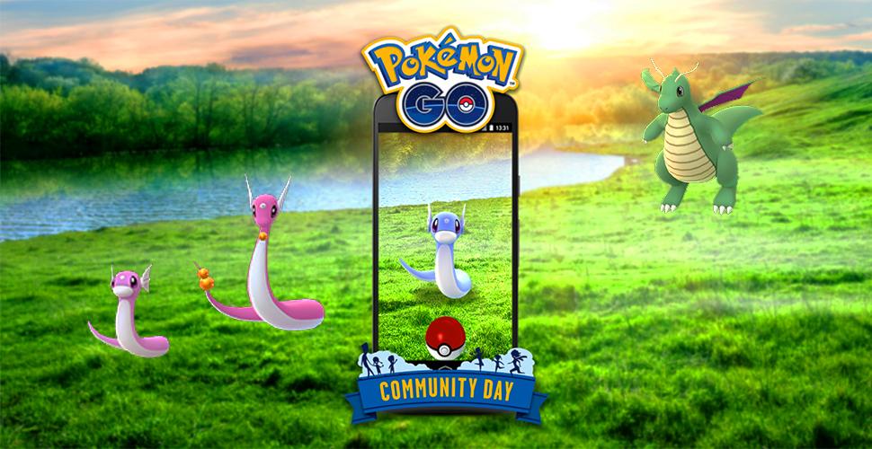 Pokémon GO: Fangt heute Shiny Dratini beim Community Day im Februar