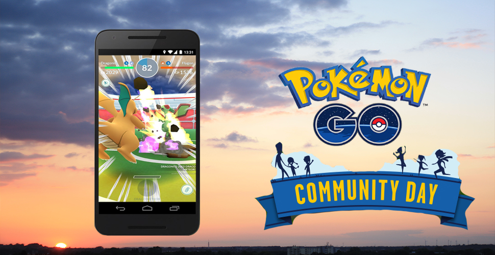 Pokémon GO: 2. Community Day bringt besondere Dragoran-Attacke