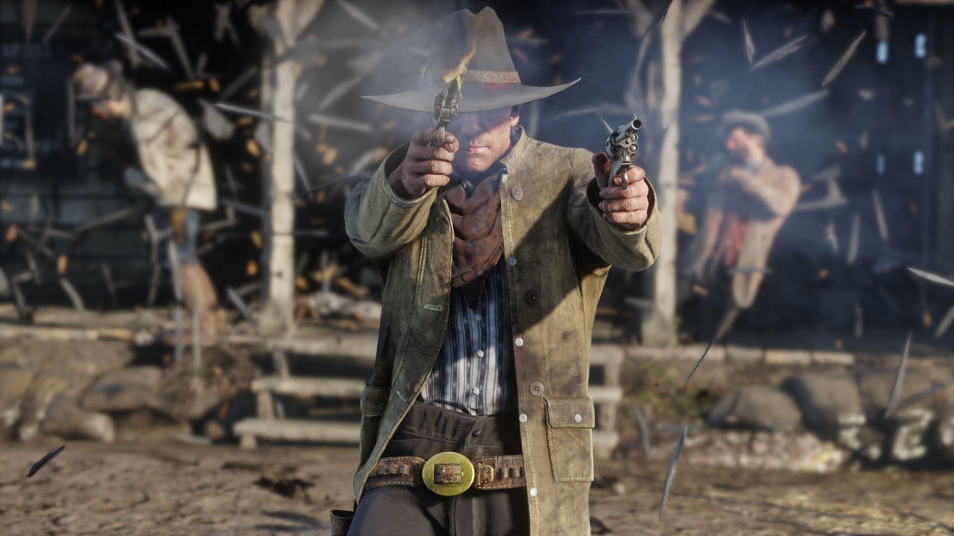 Red Dead Redemption 2 hat Release-Datum, kommt später als gedacht