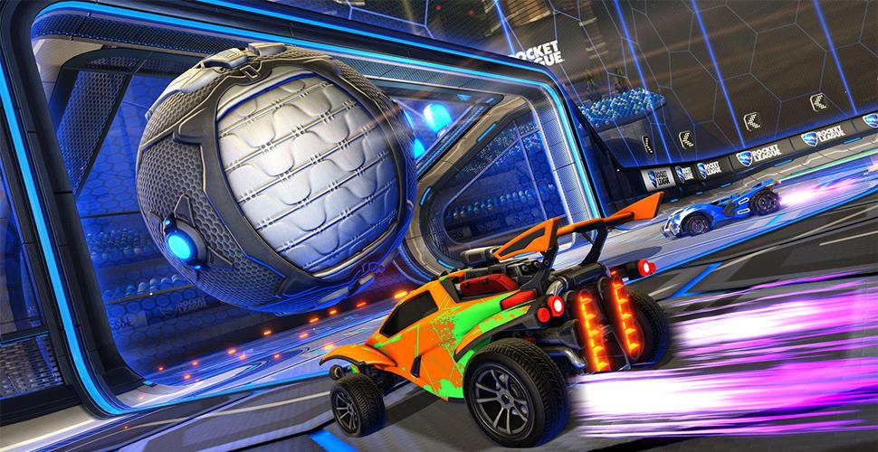 Rocket League Tor Titel