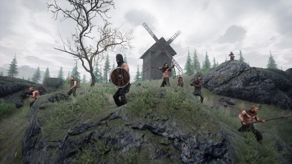 The Black Death glaubt an sein Spielkonzept, verbessert jetzt die Grafik