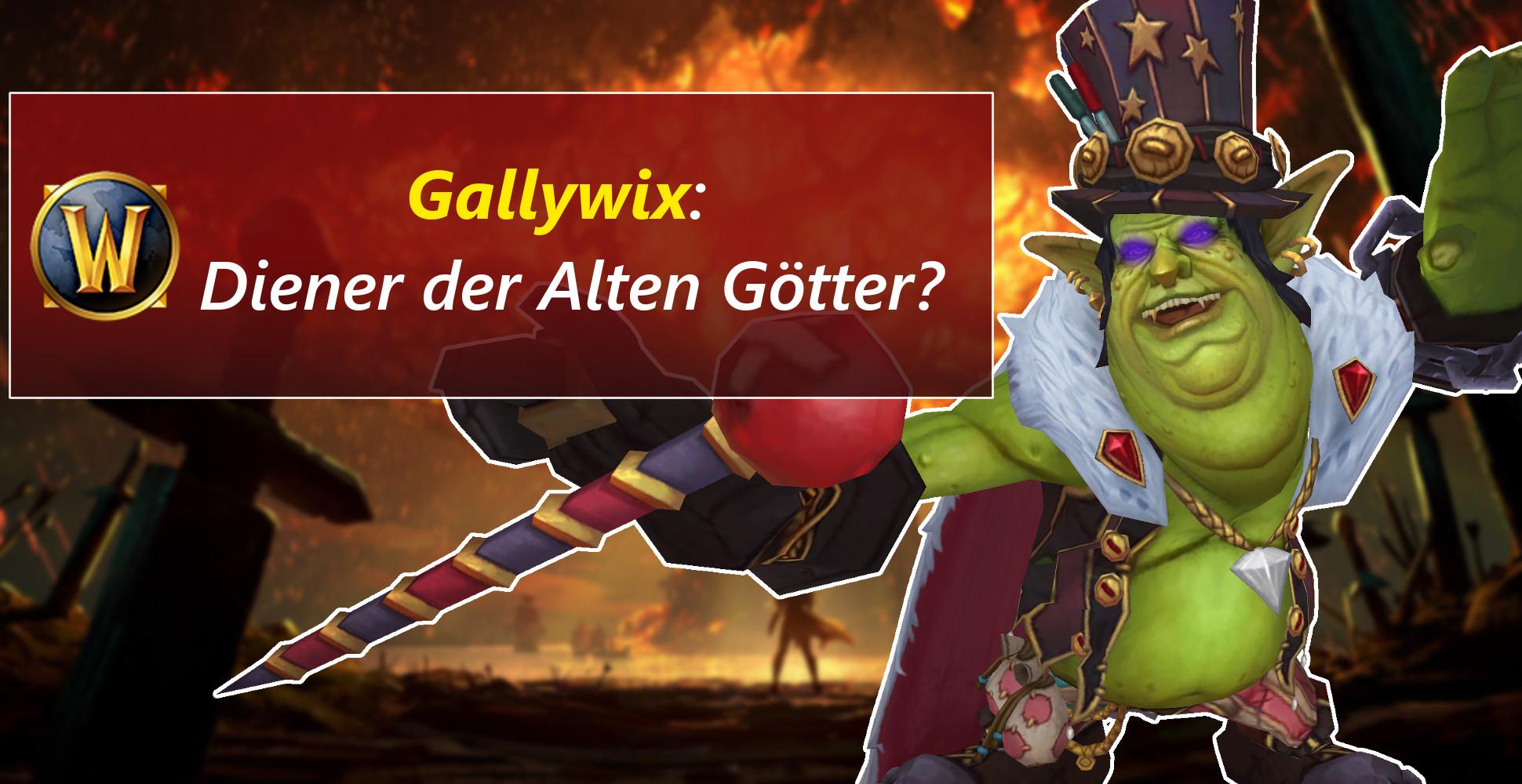 "Gruselige WoW-Theorie: Ist Gallywix der ""King of Diamonds""?"