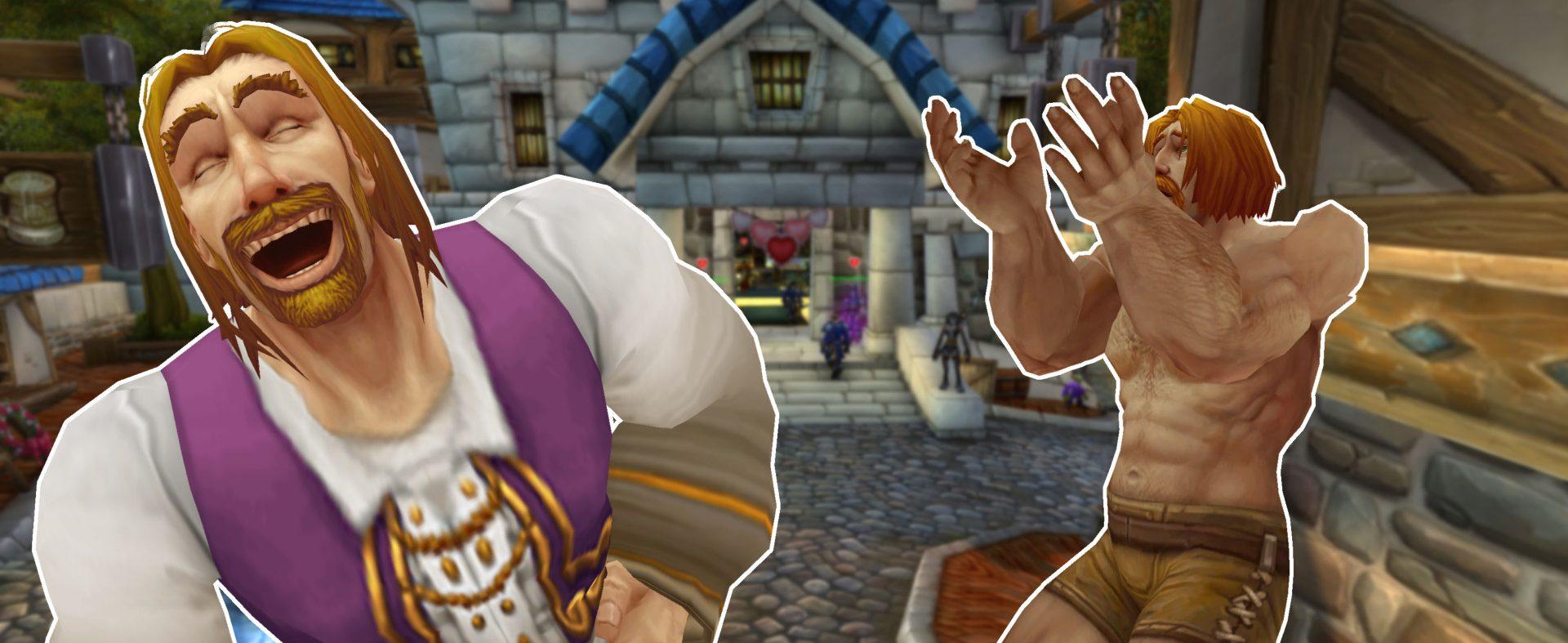 Die miesesten Tricks, um Leute in MMORPGs wie WoW zu trollen