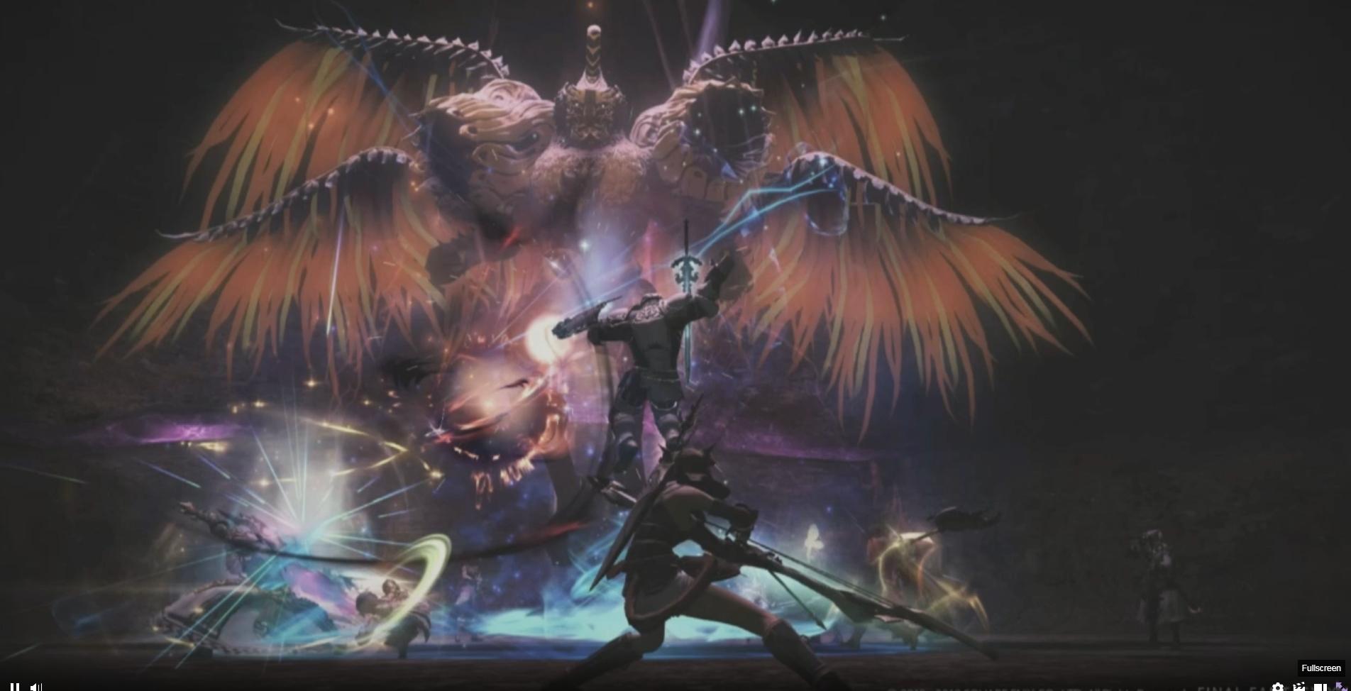 final fantasy xiv notoriuous monster