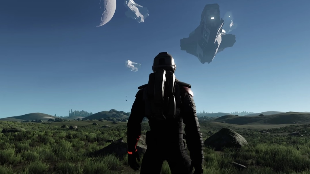 SF-MMO Dual Universe setzt voll auf Community, geht neue Wege