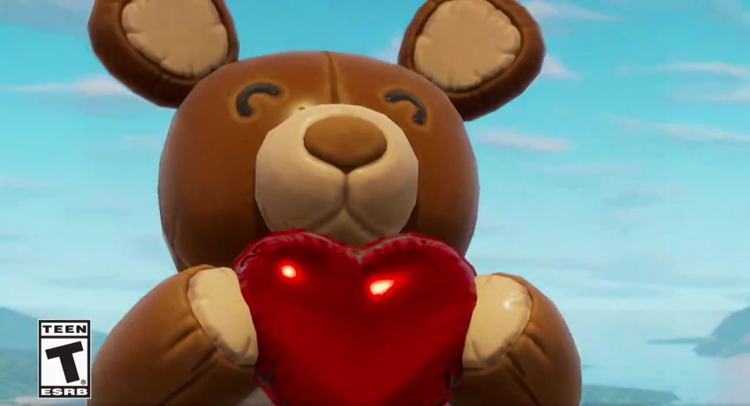 "Fortnite wird mit neuem Teddy-Fallschirm ""Bär-Force-One"" noch alberner"