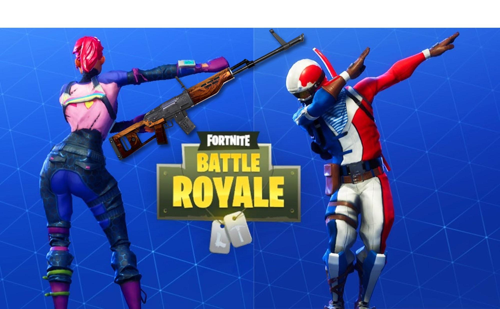 Doch kein Jetpack in Fortnite: Battle Royale – es kommt das Jagdgewehr