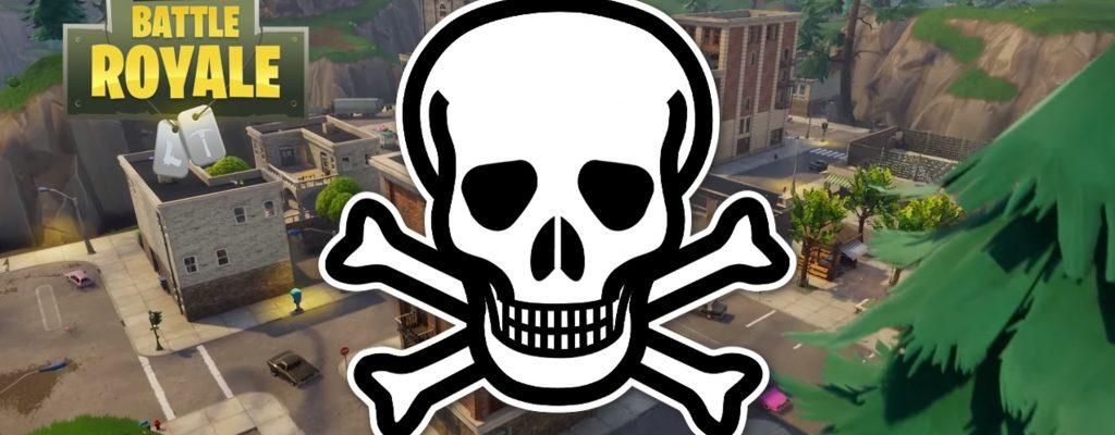 Fortnite: Battle Royale – Langweiliges Midgame dank Tilted Towers?