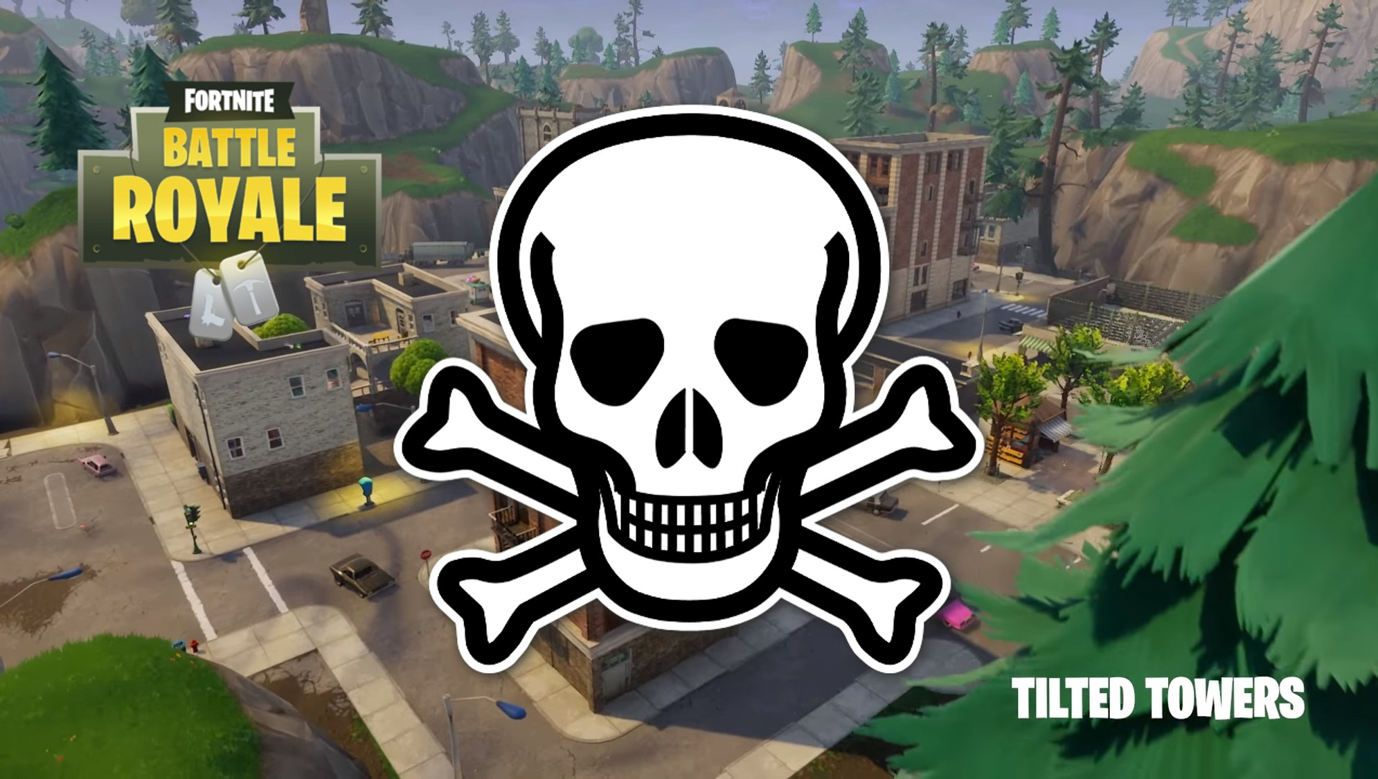 Fortnite: Battle Royale – Langweiliges Midgame dank Tilted Towers?