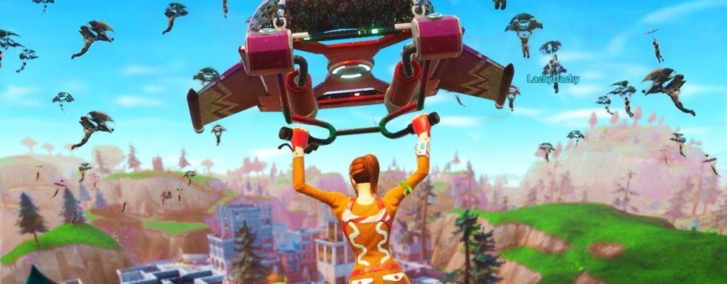Crossplay: Fortnite will PS4, Xbox One, PC und Mobile zusammenbringen