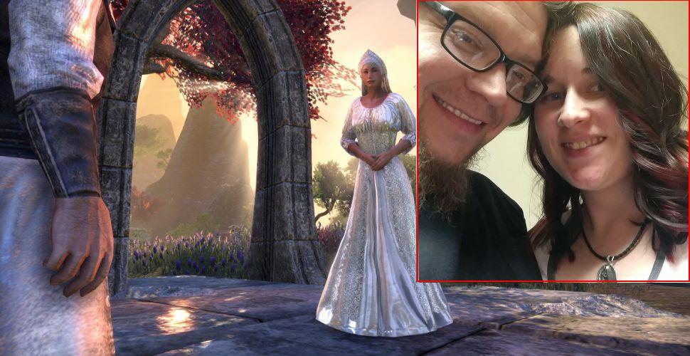 3 Paare erzählen von ihrer gemeinsamen Zeit in The Elder Scrolls Online