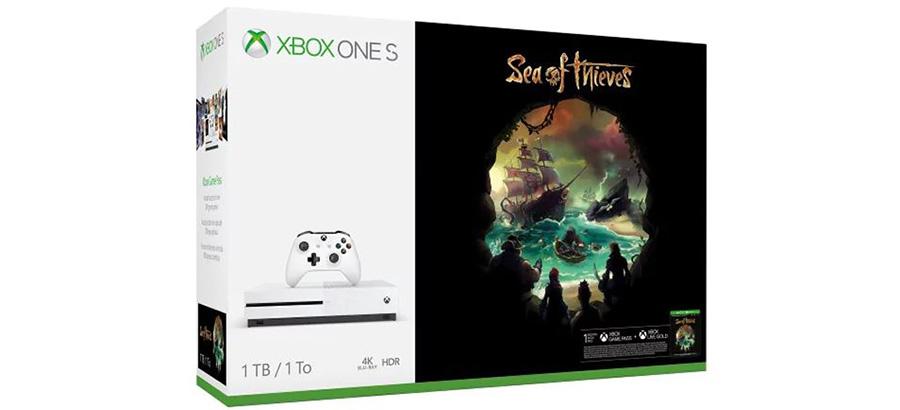 Xbox-One-S-Bundle mit Sea of Thieves – Piraten können jetzt vorbestellen