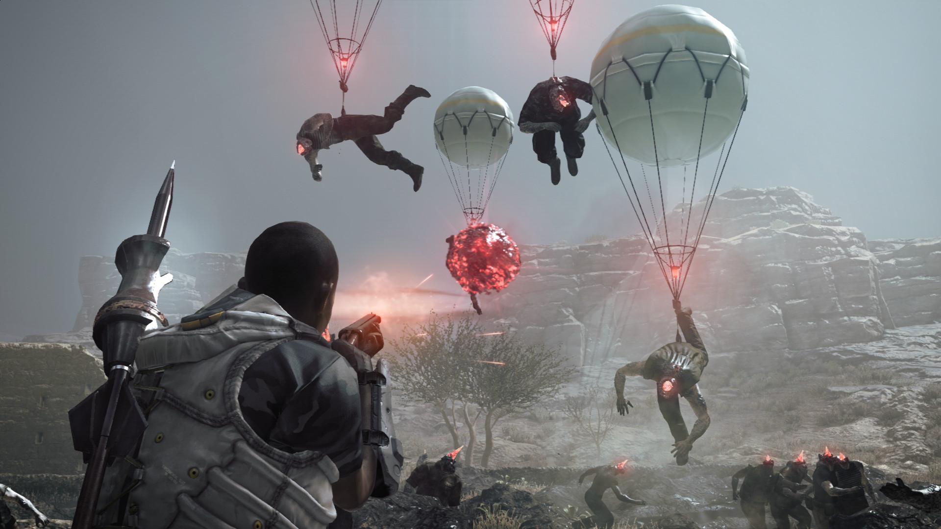 Launch-Trailer zeigt, was Euch in Metal Gear Survive erwartet