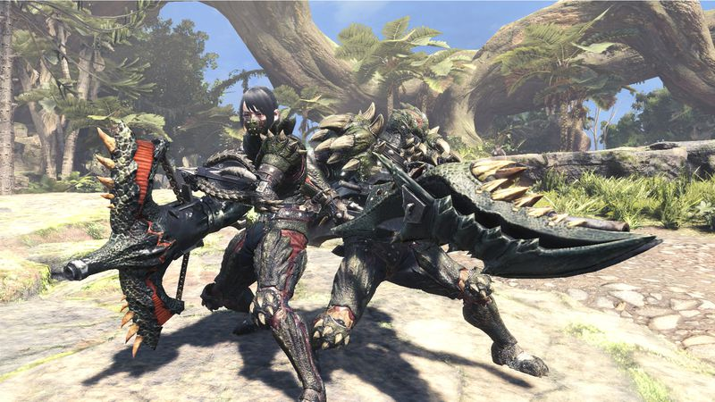 monster hunter world neue waffen