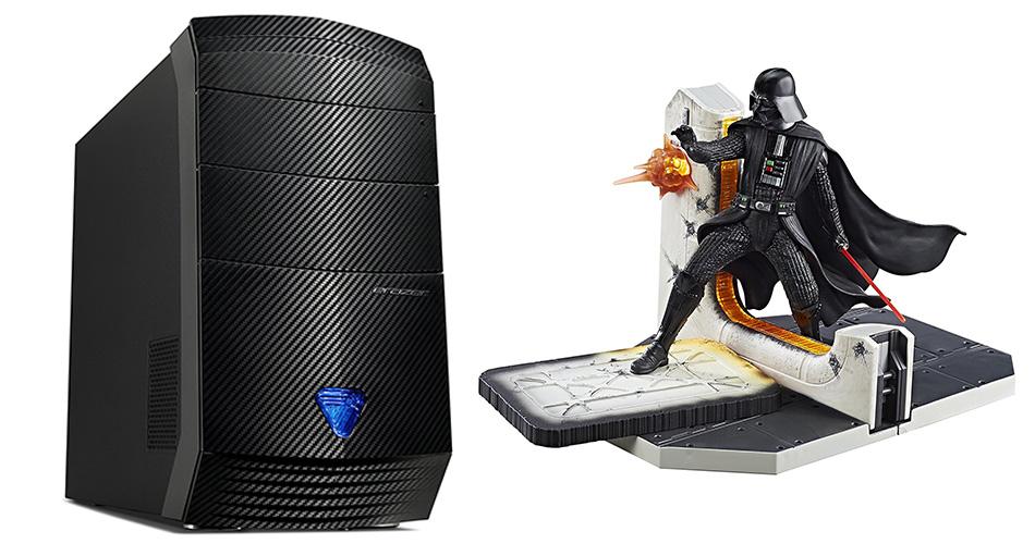 Amazon Oster-Angebote – Medion Desktop-PC mit AMD Ryzen 1800X