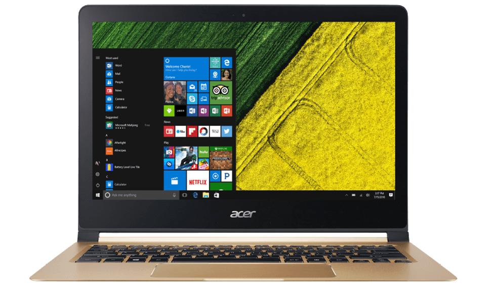 Acer Swift 7 Ultrathin & ASUS Zenbook 3 jeweils zum Bestpreis
