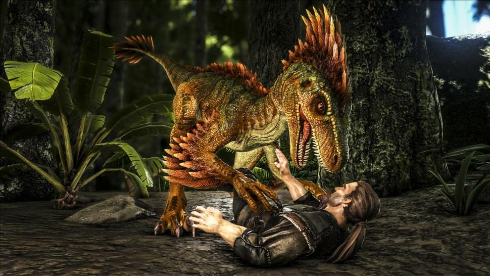 Dino-Umbau bei ARK geht weiter: 2. TLC-Update erschienen