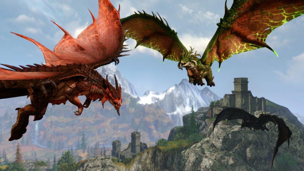 Zukunft von MMORPG ArcheAge 2019 sieht gut aus – die von Rift nicht