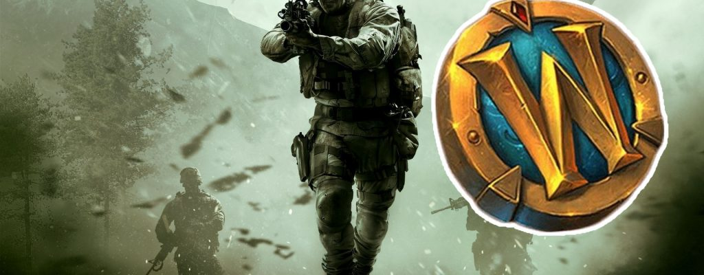 Kann man bald mit WoW-Gold den Shooter Call of Duty kaufen?