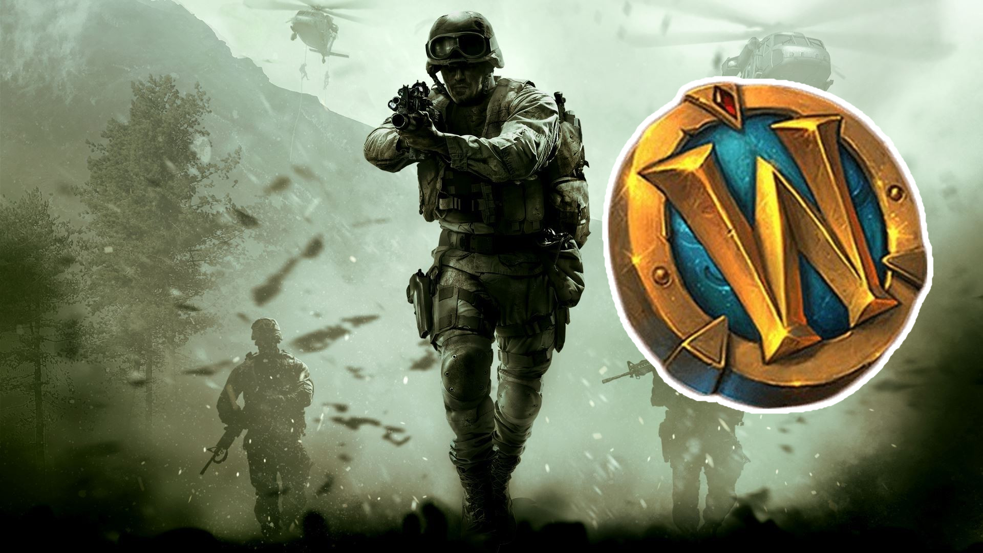 Kann man bald mit WoW-Gold den Shooter Call of Duty kaufen?