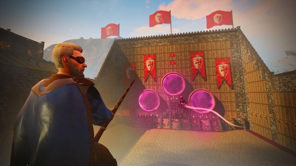 So spielt man in Citadel jetzt Quidditch wie Harry Potter – Trailer